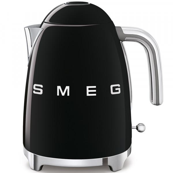 SMEG Wasserkocher Schwarz