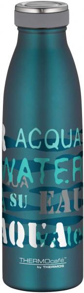 THERMOS TC Thermosflasche Aqua 0,5 l