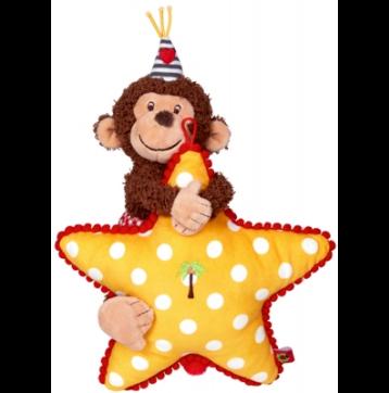 Spieluhr Affe