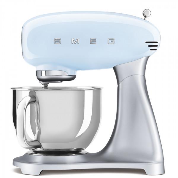 SMEG Küchenmaschine Pastellblau