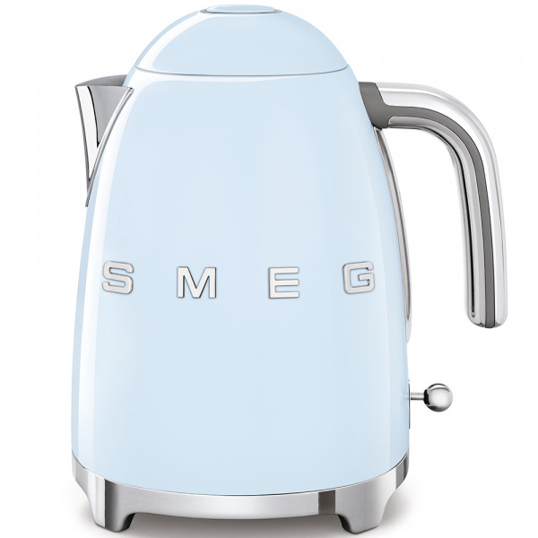 SMEG Wasserkocher Pastellblau