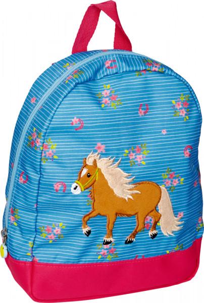 Rucksack Pony blau