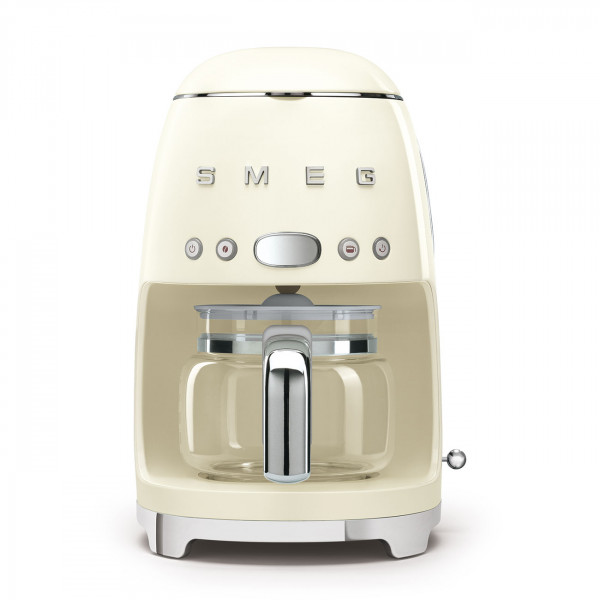 SMEG Kaffeemaschine Creme