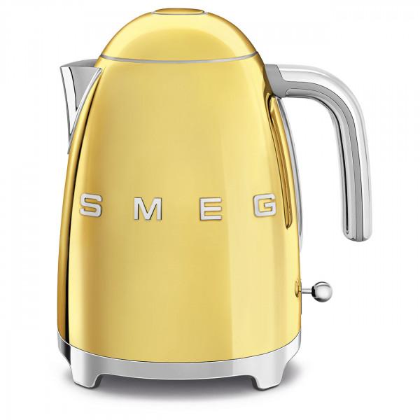 SMEG Wasserkocher Gold