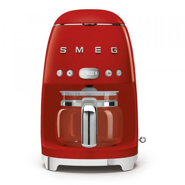 SMEG Kaffeemaschine Rot