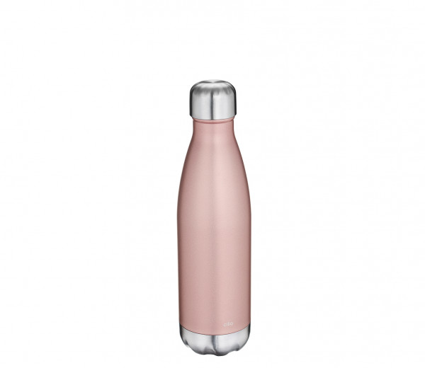 CILIO Isolierflasche ELEGANTE rosegold