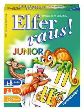 RAVENSBURGER Elfer raus! JUNIOR