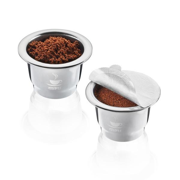 GEFU Kaffeekapseln CONSCIO, 2 Stück