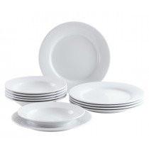KAHLA PRONTO Weiß - Speiseservice für 6 Personen