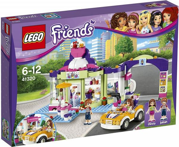 LEGO Friends 41320 Heartlake Joghurteisdiele