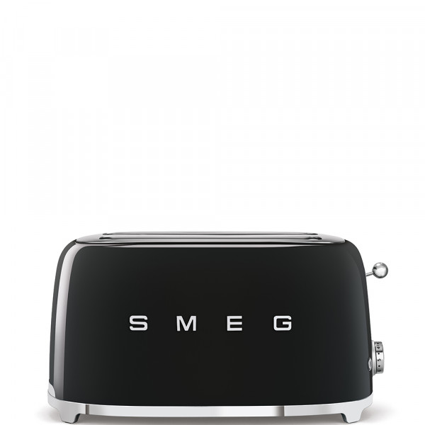 SMEG Toaster LANG Schwarz2