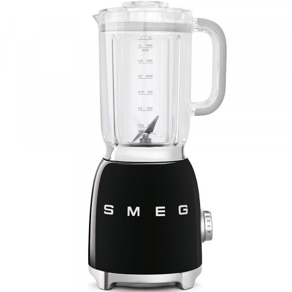 SMEG Mixer Schwarz