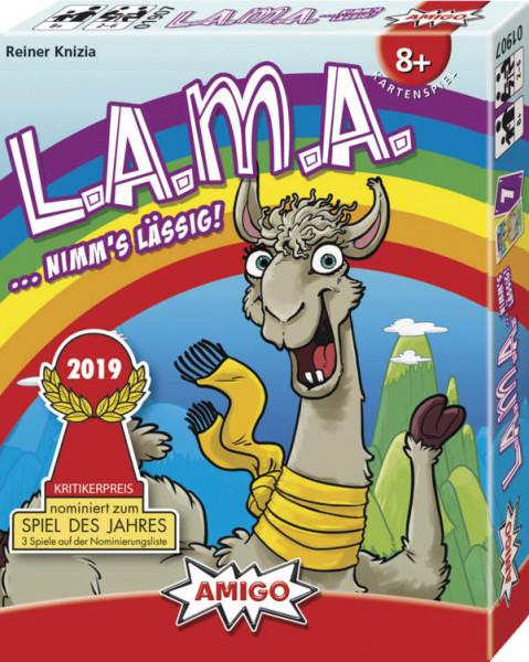 AMIGO LAMA
