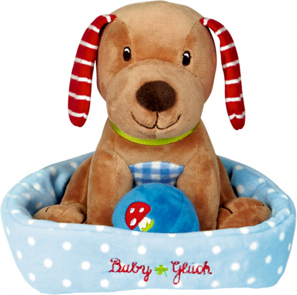 Die Spiegelburg - Baby Spieluhr Hund