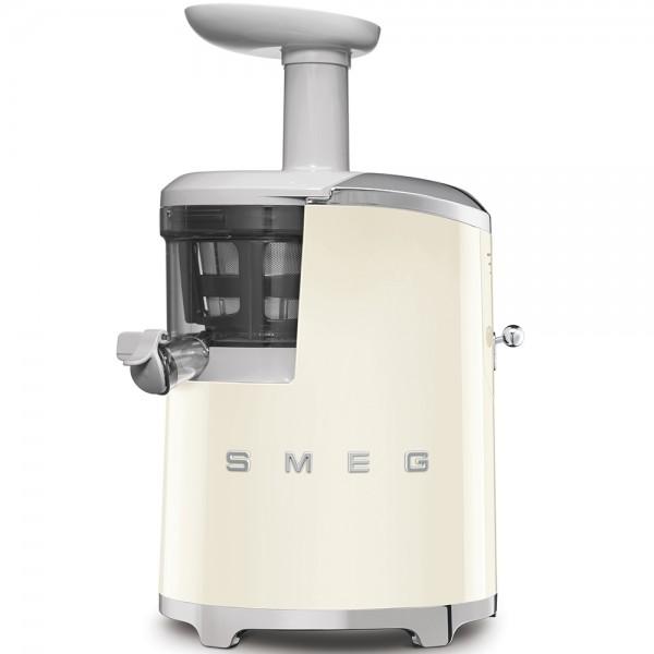 SMEG Entsafter Slow Juicer-creme