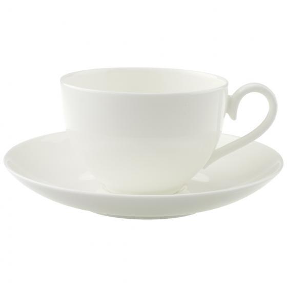 VILLEROY & BOCH 4x Kaffeetasse mit Untertasse ROYAL