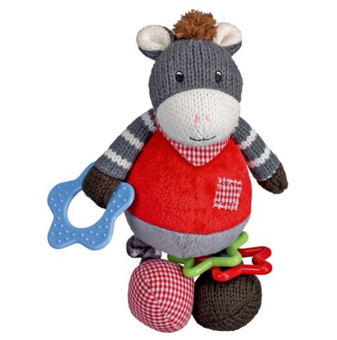 Baby-Spielzeug Esel