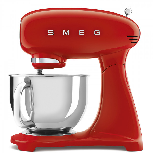 SMEG Küchenmaschine Rot Full-Color