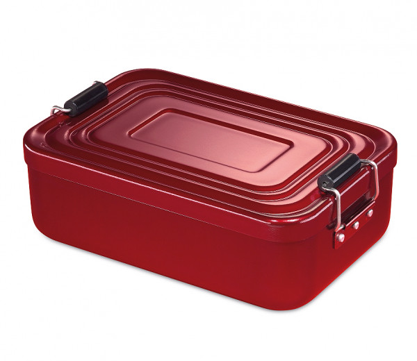 KÜCHENPROFI Lunch Box, rot 18