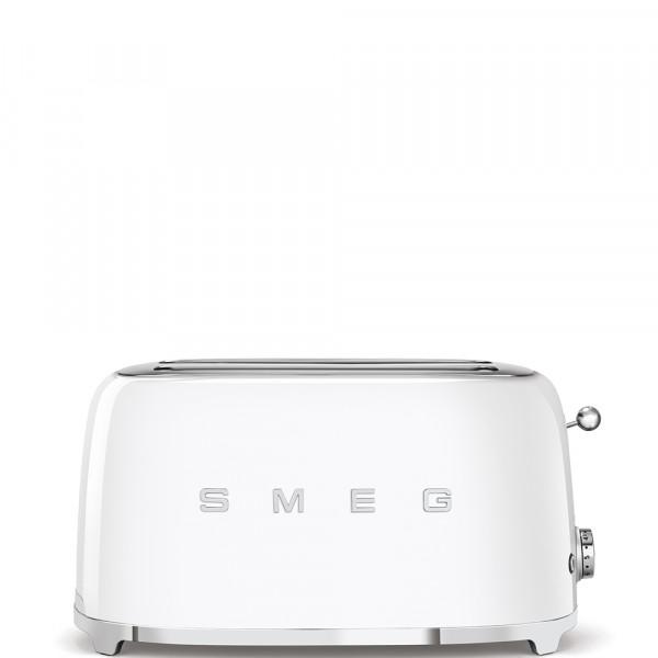 SMEG Toaster LANG Weiß2