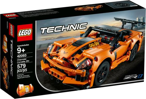 LEGO Technic 42093Chevrolet Corvette ZR1