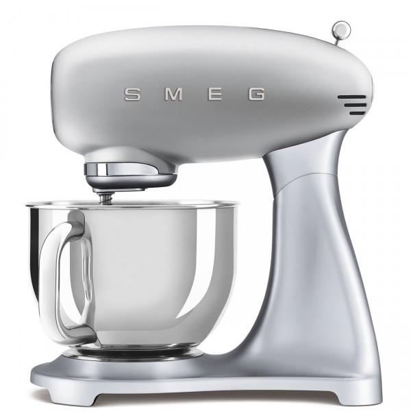 SMEG Küchenmaschine Silber