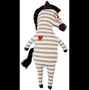 Die Spiegelburg - Kuscheltier Zebra