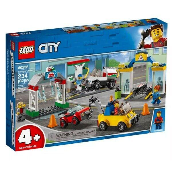 LEGO City 60232 Große Werkstatt