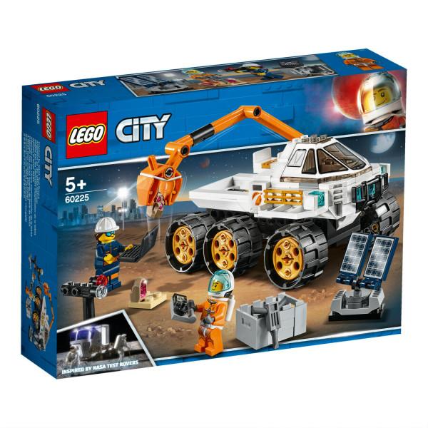 LEGO City 60225 Rover-Testfahrt, Bauset