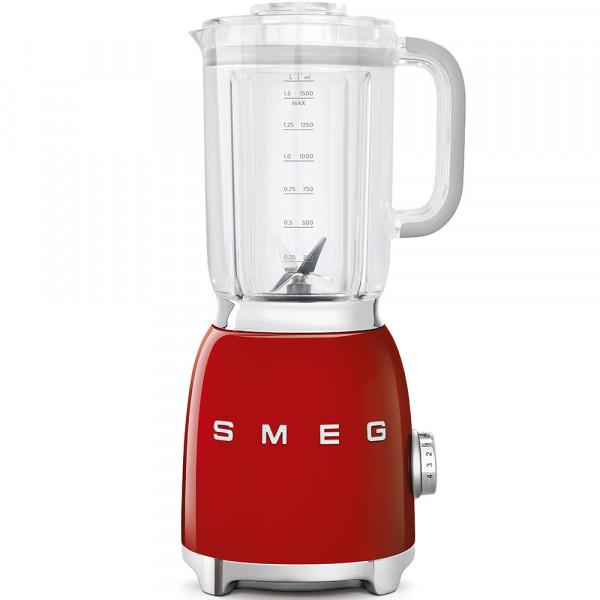 SMEG Mixer Rot