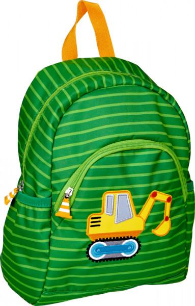 Die Spiegelburg - Kindergartenrucksack Bagger
